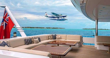 Tropic Ocean Airways Yacht Services