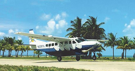 Tropic Ocean Airways Cargo Services