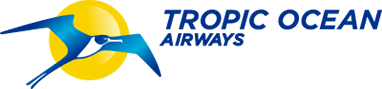 Tropic Ocean Airways logo