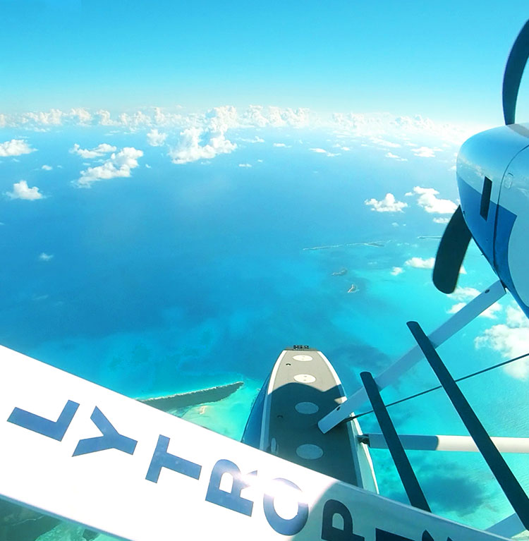 Take Flight With Tropic Ocean Airways