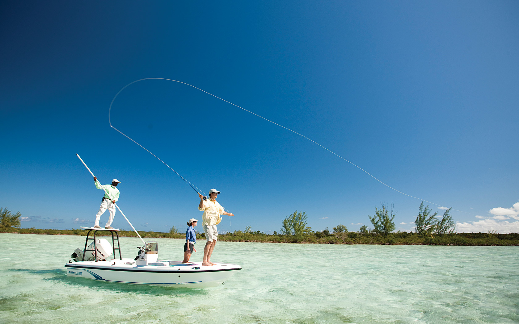 The out islands of the bahamas bahamas vacations for Fly fishing bahamas