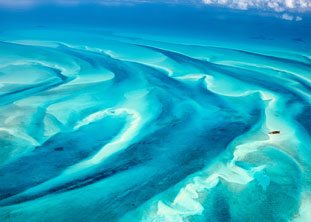 BOI Bahamas Ariel View