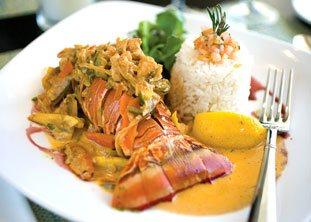 BOI Bimini Lobster