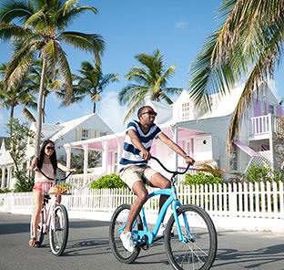 BOI HarbourIsland bicycling