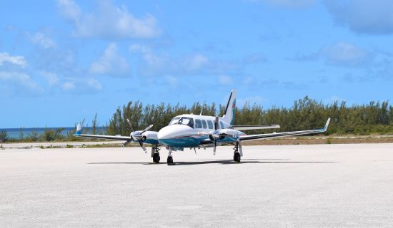 Blog | Direct flights to Eleuthera touch down on former US Air Base  | MYOUTISLANDS.COM