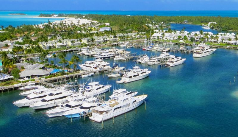 best boating spots in the caribbean blog bahamas out islands