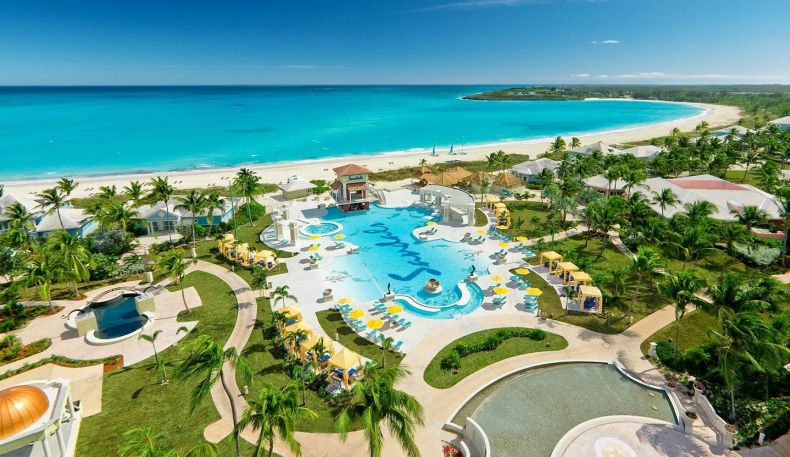 Sandals Emerald Bay The Out Islands Of The Bahamas
