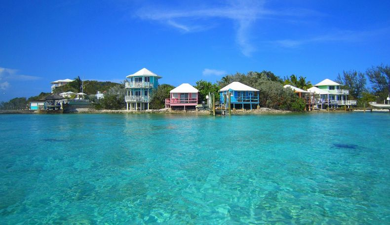Staniel Cay Yacht Club The Out Islands Of The Bahamas