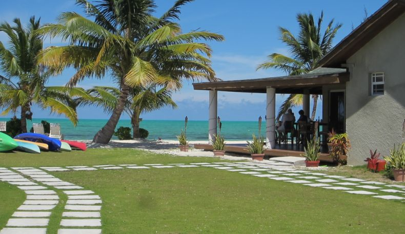 Bahamas resorts the out islands of the bahamas swains cay lodge andros publicscrutiny Images