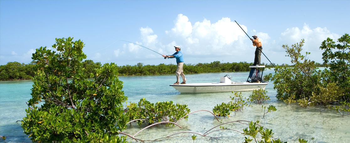 Bonefishing the out islands of the bahamas for Fly fishing bahamas